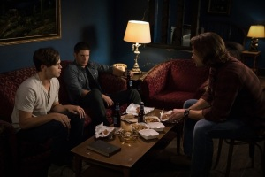 Jack Sam Dean Supernatural The Rising Son
