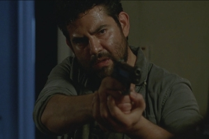 Morales The Walking Dead The Damned