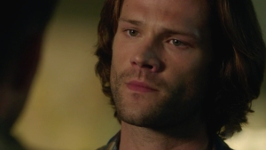 Sam Dean Supernatural Patience