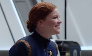 Tilly Star Trek Discovery Context is for Kings