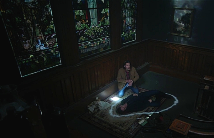 Sam Dean dead Supernatural Advanced Thanatology