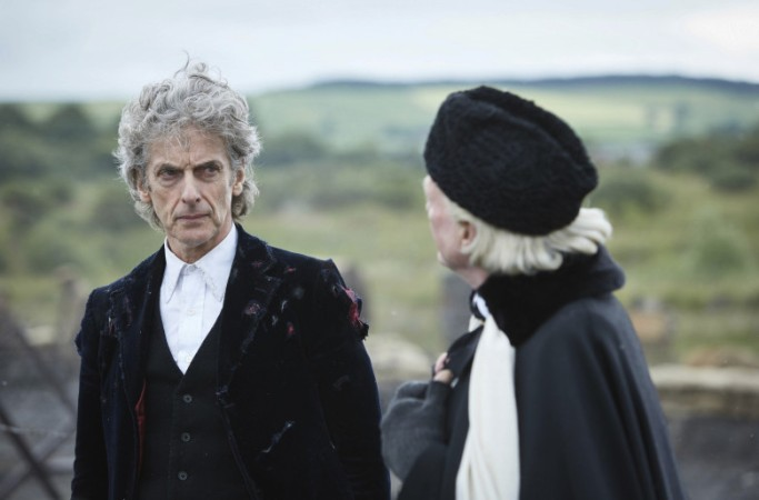 One Twelve Doctor Who Twice Upon a Time