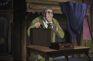 Cosgood Creepy Supernatural Scoobynatural