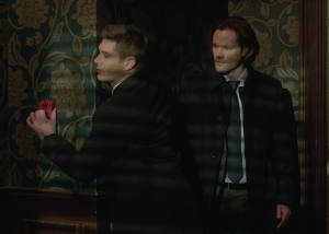 Dean Sam Supernatural A Most Holy Man