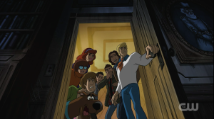 open door Supernaturlal Scoobynatural
