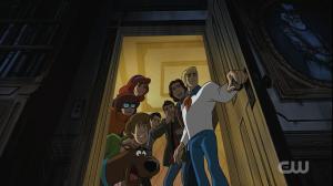 open door Supernaturlal Scoobynatural
