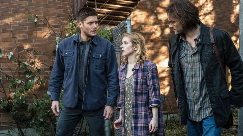 Dean Sandy Sam Supernatural The Thing