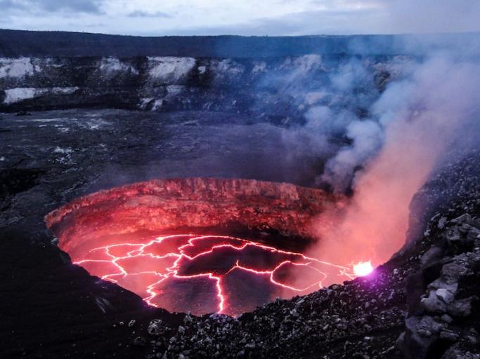Crater USGS