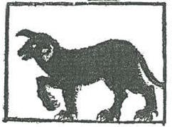 Black Dog by Abraham Fleming
