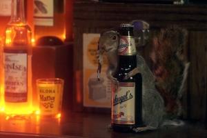 squirrel supernatural nihilism