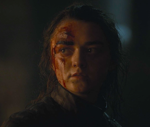 Arya Stark Game of Thrones The Long Night