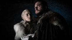 Daenerys Targaryen (Emilia Clarke) and Jon Snow (Kit Harington)