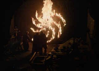 Last Hearth Game of Thrones Winterfell