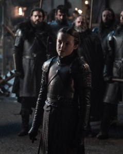 Lianna Mormont Game of Thrones S08E02