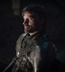 Nikolaj Coster-Waldau as Jaime Lannister Game of Thrones HBO Helen Sloan