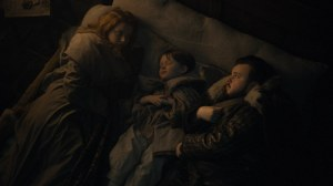 Samwell Tarley Gilly Game of Thrones S08E02