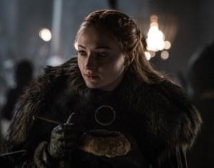 Sansa Stark Game of Thrones S08E02