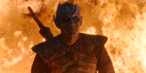 The Night King (Vladimir Furdik) can't be killed with dragon fire