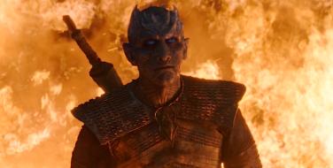 The Night King (Vladimir Furdik) can't be killed with dragon fire