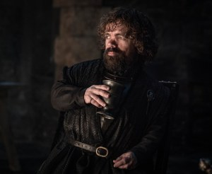 Tyrion Lannister Game of Thrones S08E02