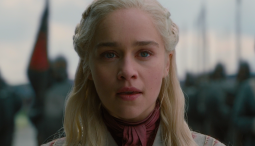 Angry Daenerys Game of Thrones The Last of the Starks
