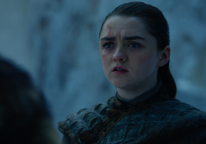Arya Stark Game of Thrones The Last of the Starks
