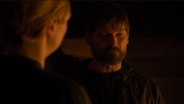 Brienne Jaimee Stark Game of Thrones The Last of the Starks