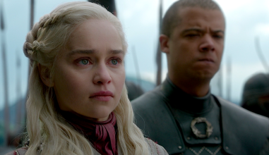 Daenerys Greyworm Game of Thrones The Last of the Starks