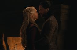 Daenerys Jon Game of Thrones The Last of the Starks