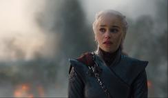 Daenerys Targaryen feels the rage