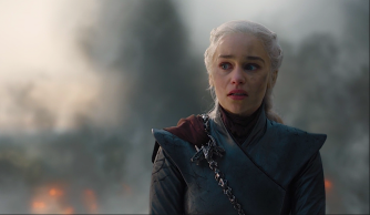Daenerys Targaryen feels the rage