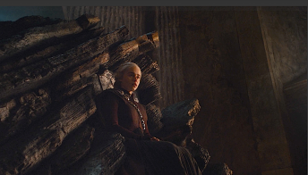 The Dragon Queen Daenerys Targaryen