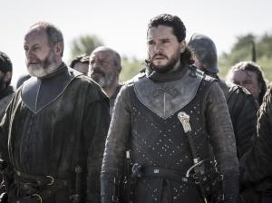 Davos Jon Game of Thrones S08E05