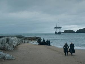 Dragonstone Game of Thrones S08E05