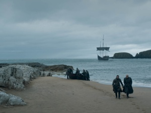 Dragonstone Game of Thrones S08E05