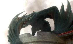 Drogon asserts his dominance over King's Landing