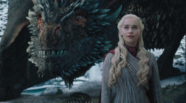 Drogon Daenerys Game of Thrones The Last of the Starks