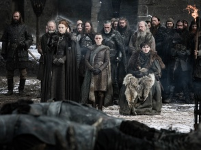 funeral Game of Thrones The Last of the Starks