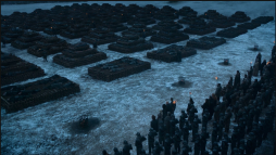 Funeral Pyre Game of Thrones The Last of the Starks