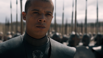Greyworm sizes up the Golden Company