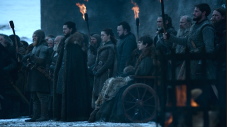 Jon Arya Sam Bran Game of Thrones The Last of the Starks