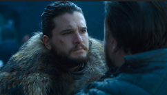 Jon Sam Game of thrones The Last of the Starks