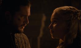Jon Snow Daenerys Game of Thrones The Last of the Starks
