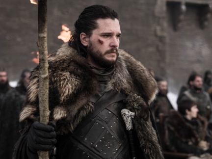 Jon Snow Game of Thrones The Last of the Starks