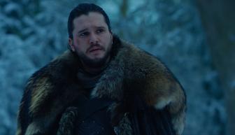 Jon Snow Godswood Game of Thrones The Last of the Starks