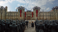 Kings Landing Game of Thrones The Last of the Starks