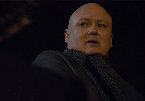 Lord Varys' scheming finally catches up with him