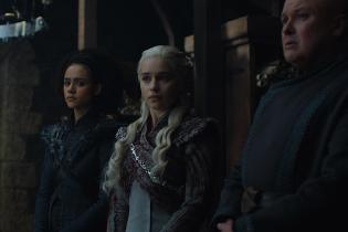 Missandei Daeneryn Varys 2 Game of Thrones The Last of the Starks