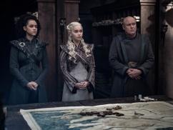 Missendei Daenerys Varys Game of Thrones The Last of the Starks