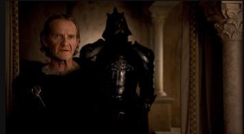 Quburn and Gregor Clegane